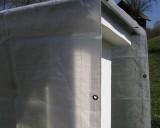 Plachty 8x10m - EXPERT 150gr/1m2 natural průsvitná
