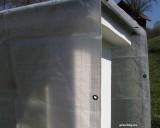 Plachty 3x5m - EXPERT 150gr/1m2 natural průsvitná