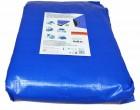 Plachty 5x6m - 200gr/1m2 SUPER modrá (s UV stabilizací)