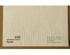 Tyvek (DuPont) netkaná textilie 2473L, 184,6g/m² - cena za bm